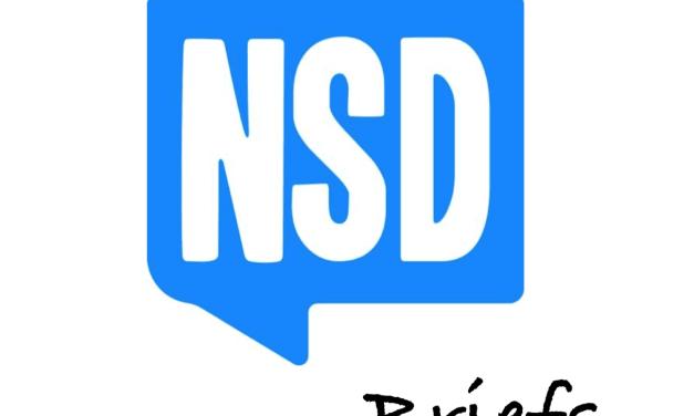 Announcing NSD Briefs!