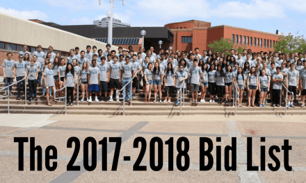 The 2017-2018 Bid List