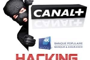 Canal Plus et Banque populaire en association pour du phishing !