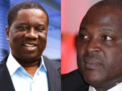Richest men in Ghana Charles Ampofo and Ibrahim Mahama side by side
