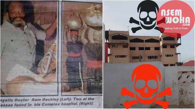 VIDEO: History of Dr. Beckley - The Occultist whom everyone feared in Ghana