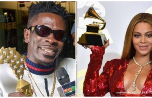 shatta wale and beyonce could win grammy with already