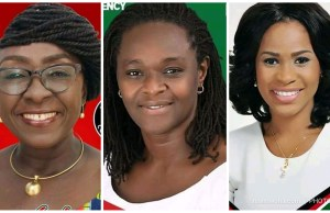 NDC women participating in NDC Parliamentary primaries