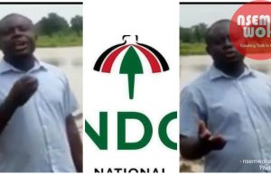 upper west NDC communication director