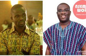 Sammi Awuku schools Manasseh Awuni Azuri on YEA