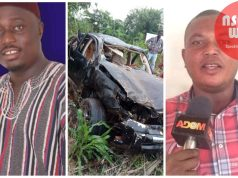NPP Ahafo Chairman and aid die in Accident