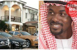A look into the assets of Nana Appiah Mensah NAM1