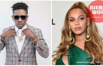 Shatta Wale to tour with Beyonce after Lion King album drops