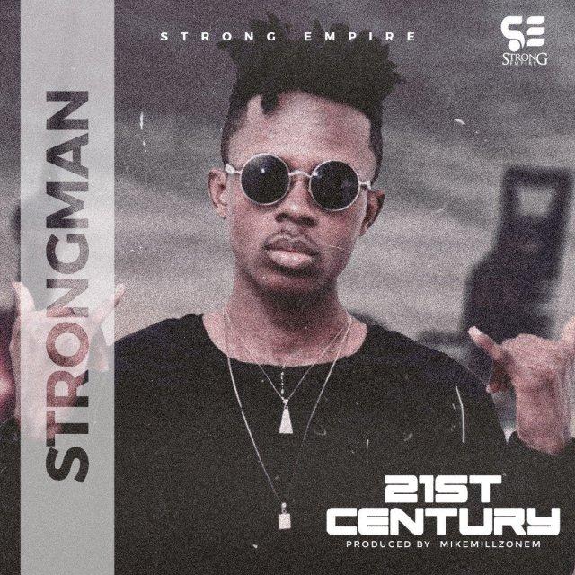 strongman 21st century cover art