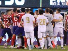 Athletico Madrid beats Real Madrid in USA