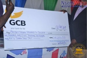 Bryan Acheampong offers scholarship