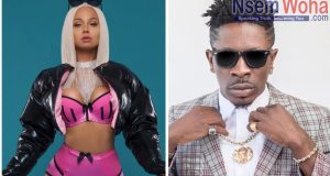 Mariahlynn and Shatta Wale be strong