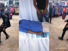 Omo ada dance video school boy laid to rest