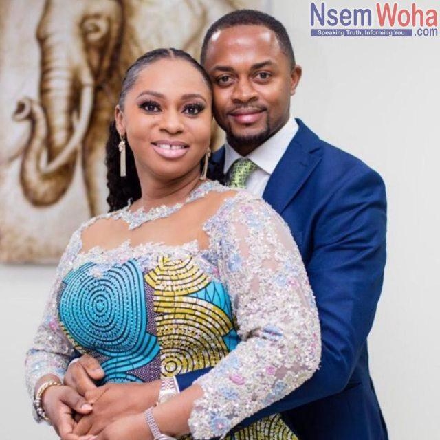 Sarah Adwoa Safo and Husband Hanny Mouhtieb
