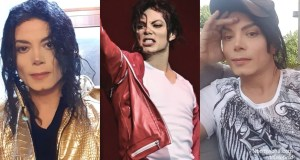 Sergio cortes the michael Jackson lookalike side by side the late pop star