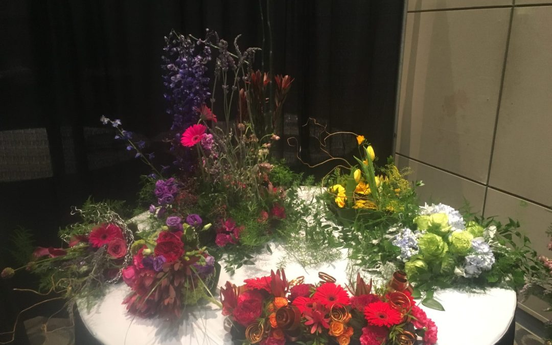 2019 Great Lakes Floral Expo | Norman Smith Enterprises