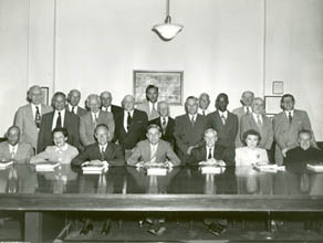 Photo of 1951 National Science Board