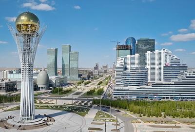 firma w Kazachstanie
