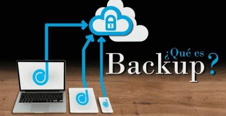 ¿Qué es Backup?
