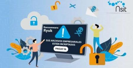Ransomware Ryuk Nsit
