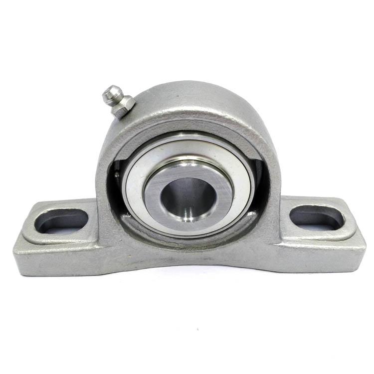 stainless steel pillow block bearing
