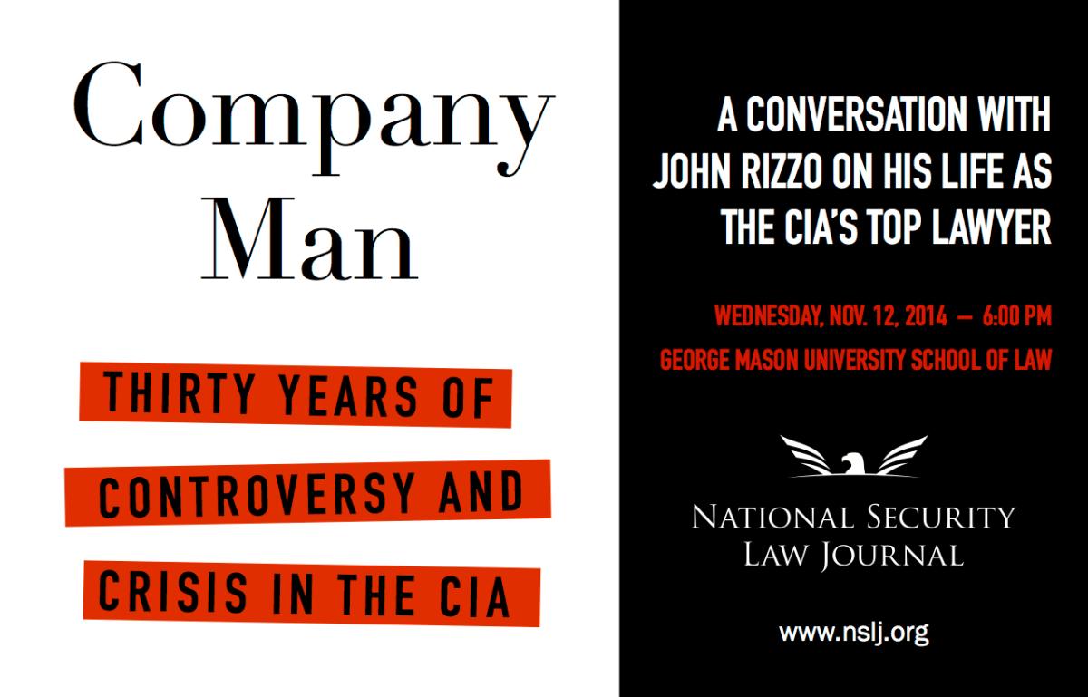 Company Man Postcard
