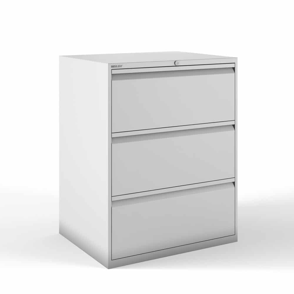 Bisley 3 Drawer Lateral File