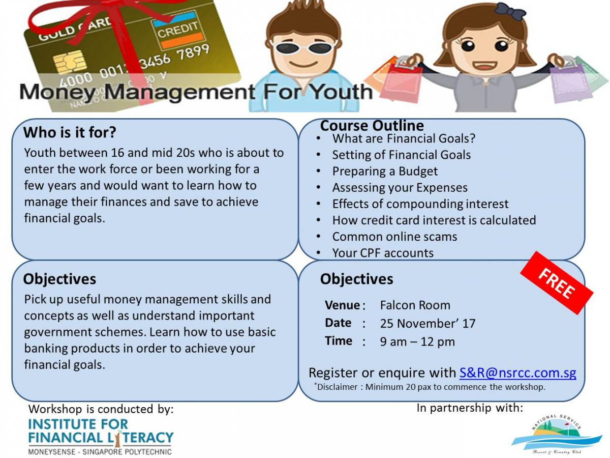 Money Management For Youth