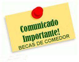 BECAS DE COMEDOR 2019-2020 - COLEGIO DIOCESANO Nª Sª DEL REMEDIO