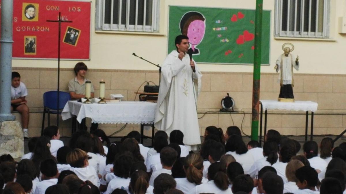 Curso 2014-15: San Vicente de Paúl