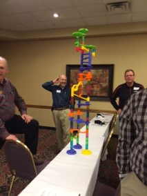 NSTA Spring Conference 2014: Team Building With Josh Erickson