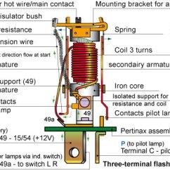 Bosch 4 Pin Relay Wiring Diagram 1991 Bluebird Bus Technische Website Nsu Motor - Hans Homburg Hot-wire Flasher Unit