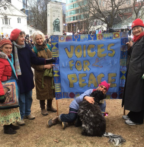 Women's March on Washington - Halifax