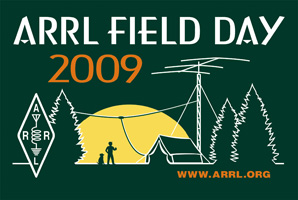 2009 Field Day logo