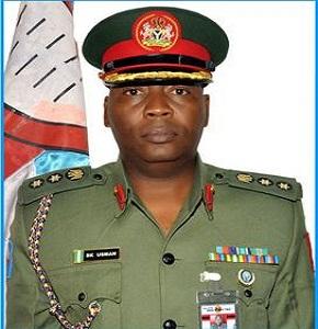 Col. Sani Usman. Ag. Dir. Army Public Relations