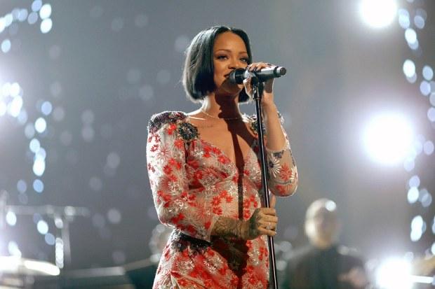 Pop Star Rihanna (Photo: Internet)
