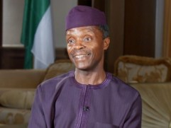 Image result for APC congratulates acting President Osinbajo at 60