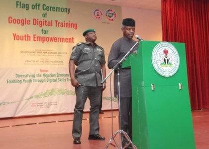 Vice President's Press Release In Speech Detailing Progress In President Buhari's Economic Plan