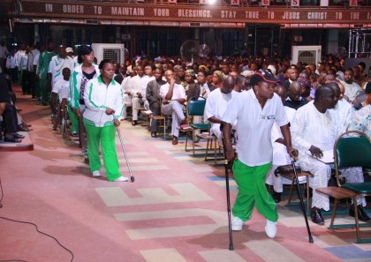 Nigeria Paralympians