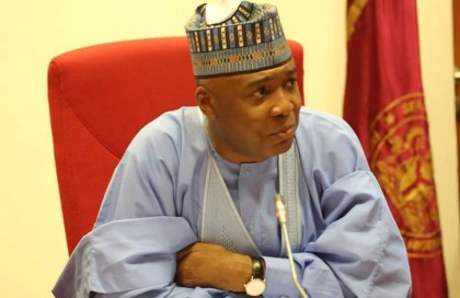 President of the Senate, Senator Bukola Saraki, warns politicians and media on empty speculation