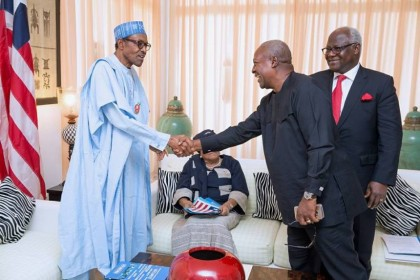 President Buhari Hosts West African Leaders In Abuja Today