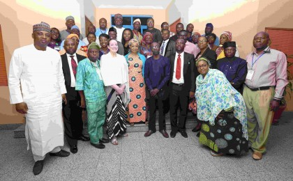#NewsInPhoto: Office of the Vice President Home Grown School Feeding Programme Review Conference