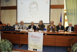 """premio merini tavolo presidenza 300x203 Premio Alda Merini, Ursini: """"Un successo senza precedenti"""""""