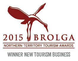 Brolga Award 2015