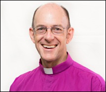 Bishop Greg Anderson - photo courtesy Anglicane NT