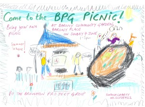 Broughton Project Group Summer Picnic