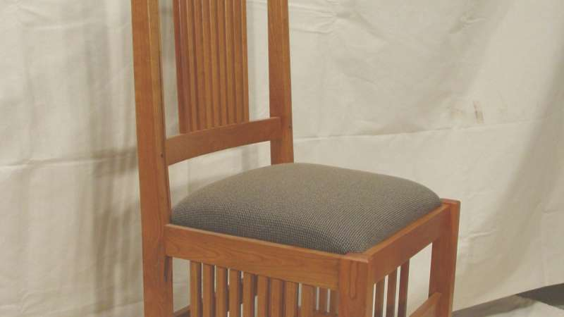 chair design course best lightweight hunting custom and construction northcentral technical college taught by a leading furniture expert this dining room will take you step through the process of