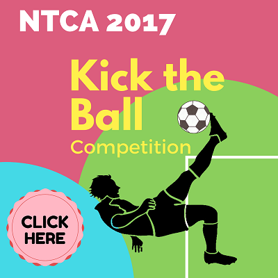 NTCA 2017 Kick the Ball Competition: Sign up here