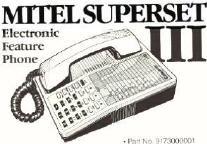 Mitel Supersets