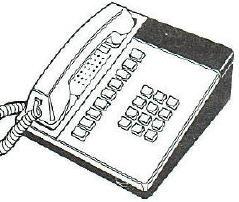 Telephones, EK-612/Mod-16/DM-16